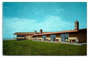 1950s/60s Gearhart Surfside Motel, Gearhart, OR Postcard *6L(2)17
