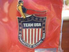 London 2012 Team USA Pin - Gymnastics