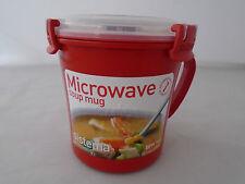 Tasse de soupe micro-ondes Sistema (bpa free) 656ml nouveau