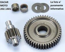 202.1401 INGRANAGGIO SECOND. POLINI C/CUSCINETTO D.17,67 PIAGGIO  NRG-NTT-MC2