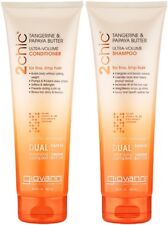 Giovanni 2 chic Mandarine & Papaye Mangue Shampooing &conditioner Set améliore