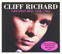 CLIFF RICHARD - GREATEST HITS 2 CD NEW!