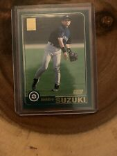 Ichiro Suzuki Rookie Card By Topps #726