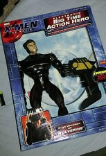 X-Men The Movie ELECTRONIC BIG TIME HERO WOLVERINE BOXED TOY BIZ