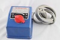Märklin 6511 Wechselstrom Trafo 16 / 24 V