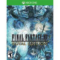 Final Fantasy XV: Royal Edition (Microsoft Xbox One, 2018)