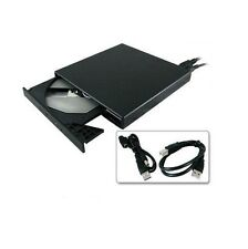 USB 2.0 External Combo CD-RW Burner Drive CD±RW DVD ROM Laptop Slim Portable New