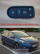2013 ~ KIA FORTE CERATO K3 Side Crash Pad Switch ASSY Genuine Part (Full option)