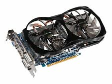 Faulty - Gigabyte GeForce GTX 650 Ti (2048 MB) (GV-N65TOC-2GI) Graphics Card