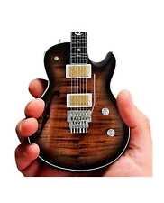 Neal Schon Mini PRS Guitar Model Wood Replica Journey Collectible Desktop Gift