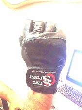 STING 1PAIR  WEIGHT LIFTING  AMARA  GLOVES GYM  EXERCISE BODY BUILDING  S/M/L/XL