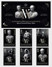 Guernsey 2019 Queen Victoria & Prince Albert  PRESENTATION PACK !!  postfris/mnh