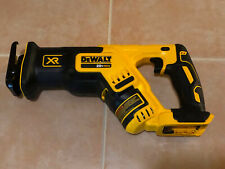 dewalt 20v  XR Li-on CordleTss Brushless Reciprocating Saw saw tool-Only DCS367B