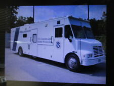 MATCHBOX POLICE U.S CUSTOMS & BORDER PROTECTION MOBILE INVESTIGATION CUSTOM UNIT