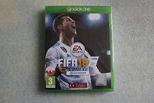 GRA XBOX ONE  FIFA 18 PL POLSKA NOWA POLISH NEW EDYCJA STANDARDOWA