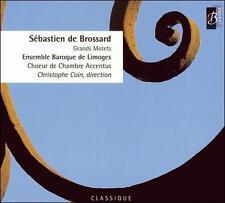 Sébastien de Brossard: Grandes Motets, New Music