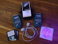 Fiber Test Set, SC, Microtest Simplifiber, Meter+Source