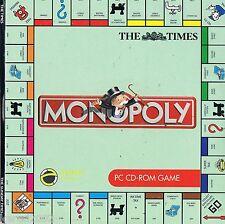 Monopoly - PC CD-ROM
