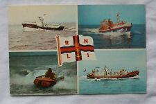 Photo Precision POSTCARD - RNLI Life-boat WAVENEY, ROTHER, INSHORE, SOLENT