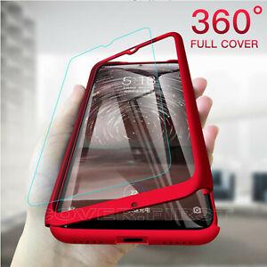 COVER Xiaomi Redmi Note 9 Pro L' ORIGINALE Fronte Retro 360° Protezione PREMIUM