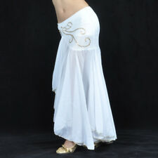 New Sexy Belly Dance Costume Performance Fishtail Skirt Dress 12 Colors