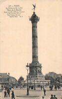 PARIS -  La Colonne de Juillet Place de la Bastille
