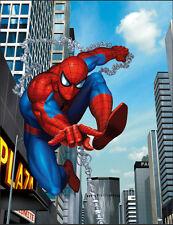 8x8FT Spider Man Spiderman Custom Photography Studio Background Backdrop Vinyl