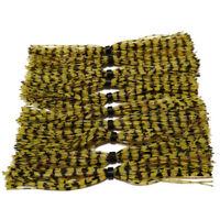 10pcs Stamina Select Jig Skirt For SpinnerBait Skirt bass Banded Skirts SF049