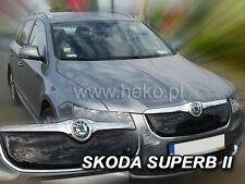 HEKO Winterblende für Frontgrill Grillblende SKODA SUPERB II 4/5-tür 08-13 02069