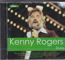 KENNY ROGERS - ELVIRA on CD -  NEW -