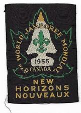 Boy Scouts World Jamboree Canada 1955