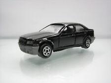 Diecast Majorette BMW 325i No. 257 Black Good Condition