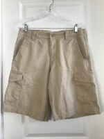Mens North Face Cargo Chino Shorts Size 32