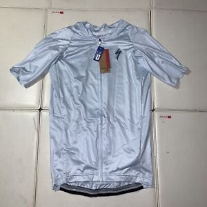 Specialized Men's Short Sleeve Cycling Jersey Size Small Tall Slim Road fit