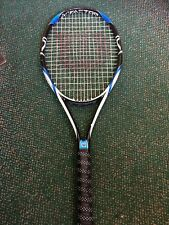 Wilson K Factor Six. Deux Raquette de Tennis