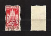#324 - Vaticano - 75 cent Stampa cattolica, 1936 - Usato