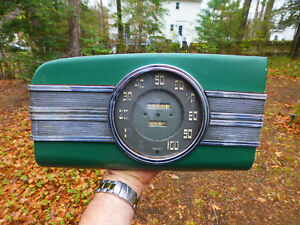 1937 PACKARD 120 Speedometer and dash instrument cluster section