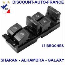 TAYCAREX Bouton Interrupteur L/ève Vitre /électrique Compatible pour Ford Galaxy 1995-2006