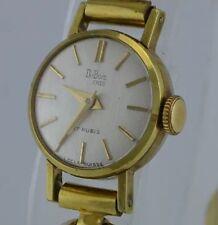 Dubois (1785) 17 rubis-señora reloj de pulsera-doradas-aprox. 18,5 cm)