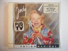 JORDY CHANTE NOËL : POTION MAGIQUE / ALLO MAMAN || CD NEUF ! PORT 0€