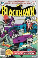 Blackhawk Comic Book #250 DC Comics 1977 FINE+