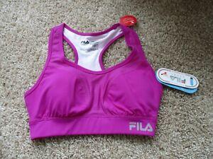 BNWT FILA SPORT Performance Running High-Impact Sports Bra, Women, $34