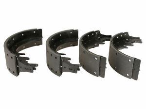 For 1985-1996 GMC G3500 Brake Shoe Set Rear Wagner 82431WV 1986 1987 1988 1989