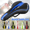 Bicycle Cycling Seat Soft Cushion Pad Mountain MTB Gel Extra Comfort Saddle Bike