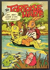 Tortoise And The Hare Underground Comix 1st Printing 1971 Gimme A Hit Hop-Head