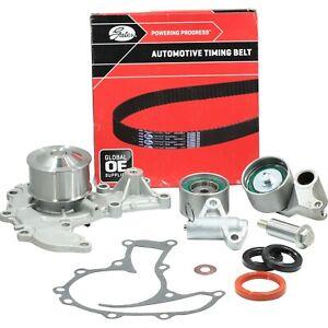 Timing Belt Kit+HAT+Water Pump For Holden Jackaroo Monterey U8 UBS26 6VE1 3.5L