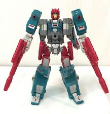 Transformers Headmasters G1 QUICKSWITCH Third Party Fansproject Madlaw Complete