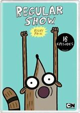 REGULAR SHOW: RIGBY PACK - DVD - Region 1