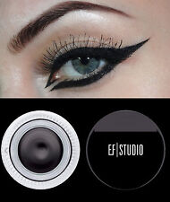 EF Studio Eye liner Creme Cake gel Eyeliner BLACK long lasting water resistant