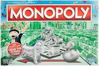 Hasbro Monopoly Classic Board Game One Size Multi
